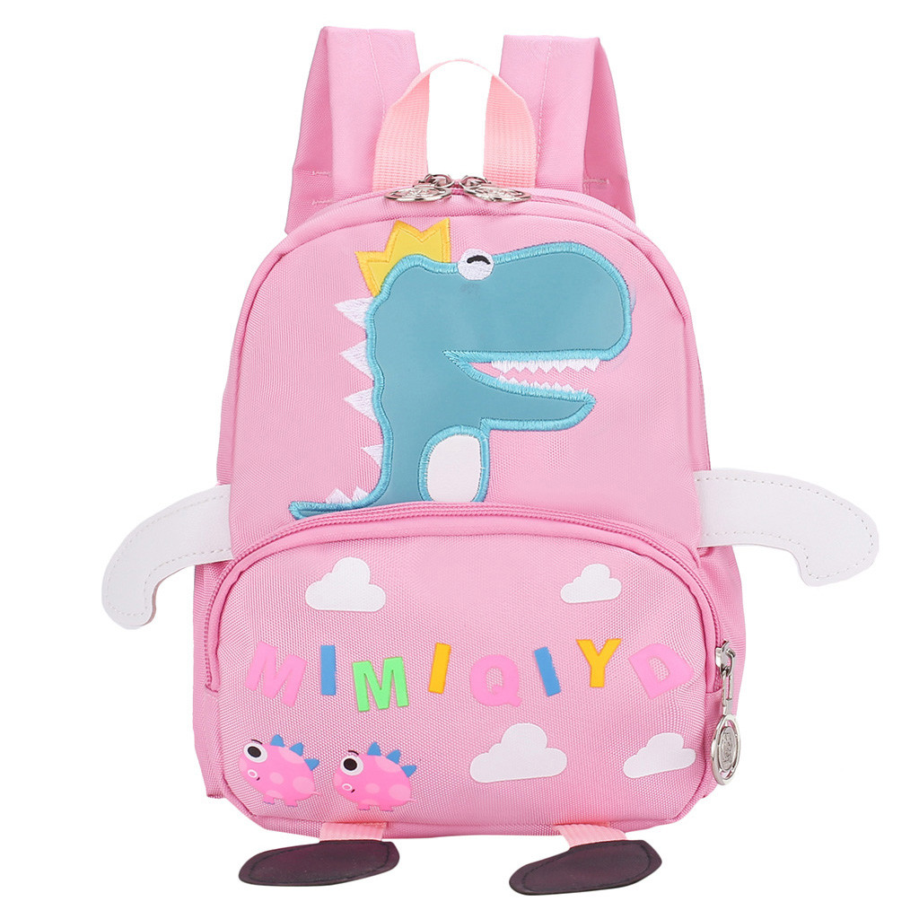 2019 Children Cartoon Schoolbag Backpack Rope Small Cute Lovely Girls Boys Kids Backpacks School Bag Backpack dropshipping 621W(China)