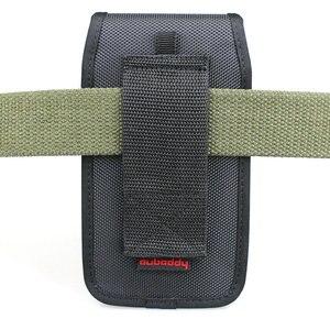 Image 5 - Вертикальная двойная поясная сумка для сотового телефона с поясными петлями для iPhone Xs Max /Samsung Note 9 /Huawei нейлоновая кобура двойной чехол для телефона