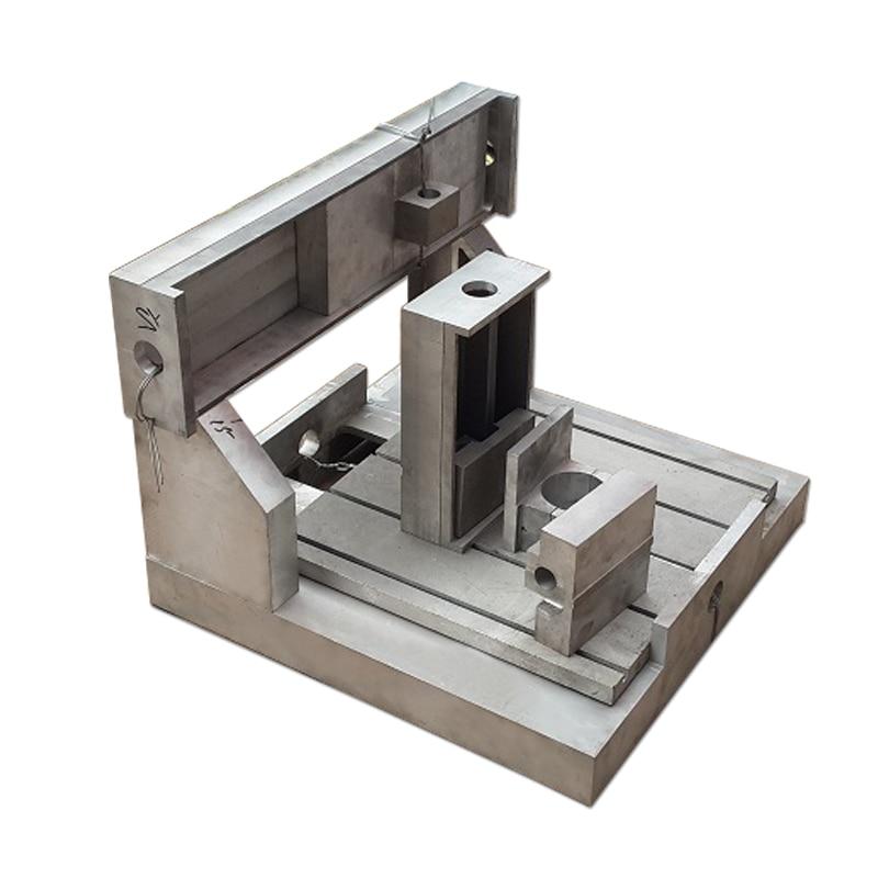 60x60 CM CNC 6060 Aluminum Frame Kit Wood Router Milling Machine Part Tools password jdm get ruckus zoomer billet aluminum frame extension kit [green] 11 passwordjdm