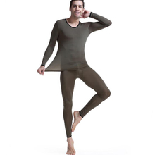 Thermal underwear men long johns thermo Underwear underpant