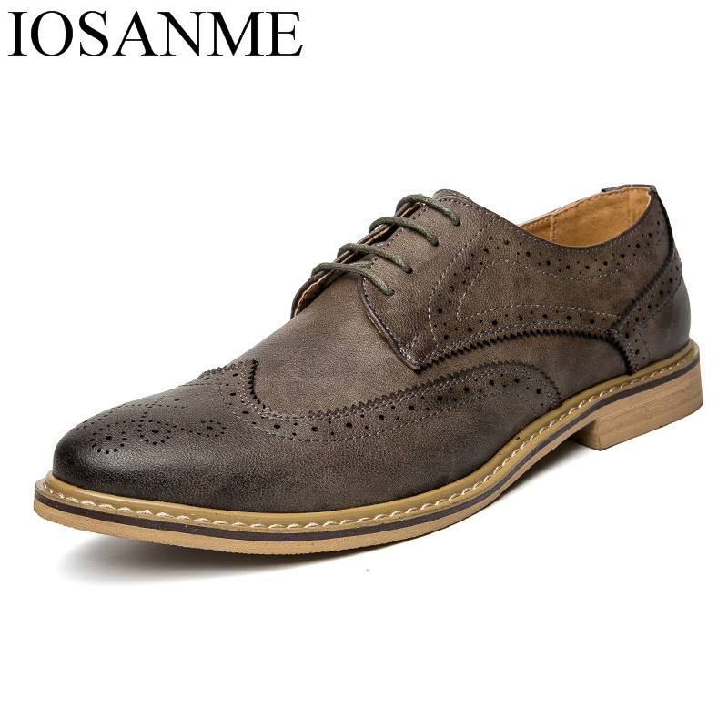 retro designer shoes men luxury brand vintage classical male footwear dress spring moccasins italian brogue oxford shoes for men italian style fashion men s jeans shorts high quality vintage retro designer classical short ripped jeans brand denim shorts men