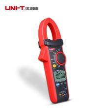 Uni-t LCD UT216B 600A RMS Digital grampo metros Auto w / NCV V.F.C. e frequencia Tester Multimetro Dropship