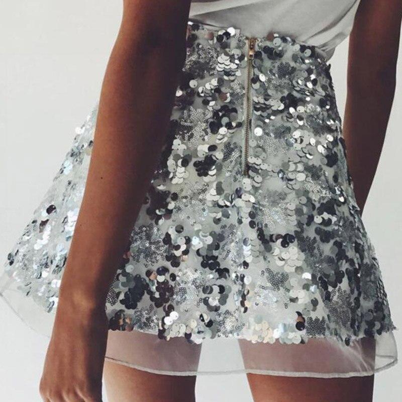 Popular Gold Sequin Bodycon Skirt-Buy Cheap Gold Sequin Bodycon ...