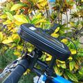 2016 Nova Motocicleta Da Bicicleta da bicicleta do Guiador Montar Titular À Prova D' Água Caso De Telefone Celular suporte para carro universal Frete Grátis Vicky