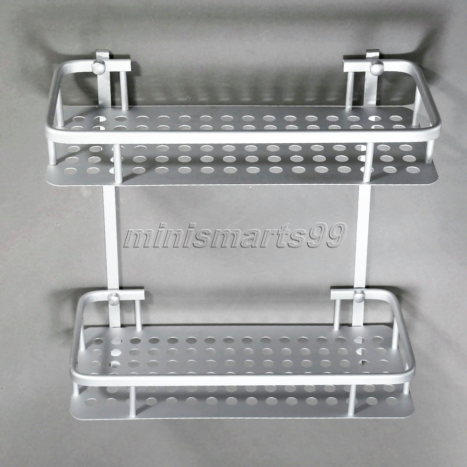steel bath co square mounted kapitan accessories mount wire products wall rack soap stainless dish quattro uk