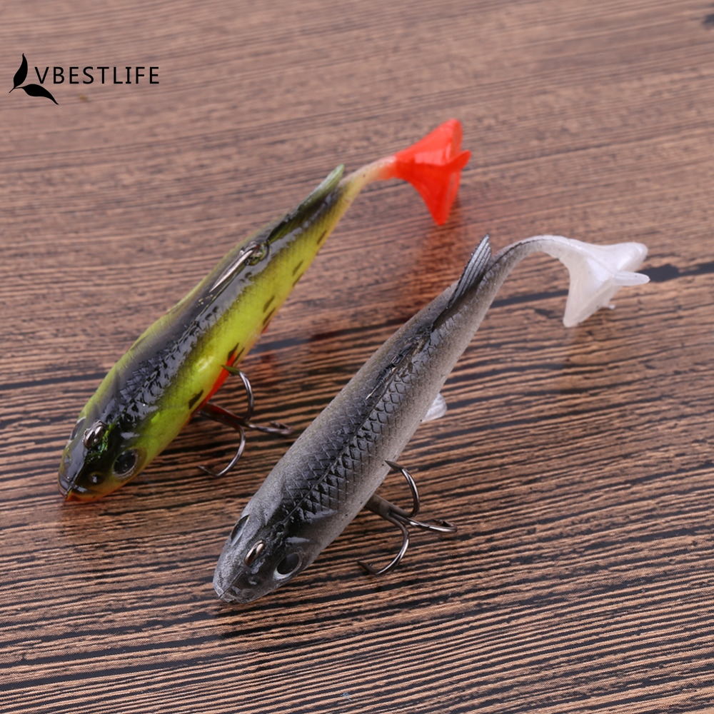 1pcs cheap fishing lures soft baits plastic minnow fishing for Discontinued fishing tackle