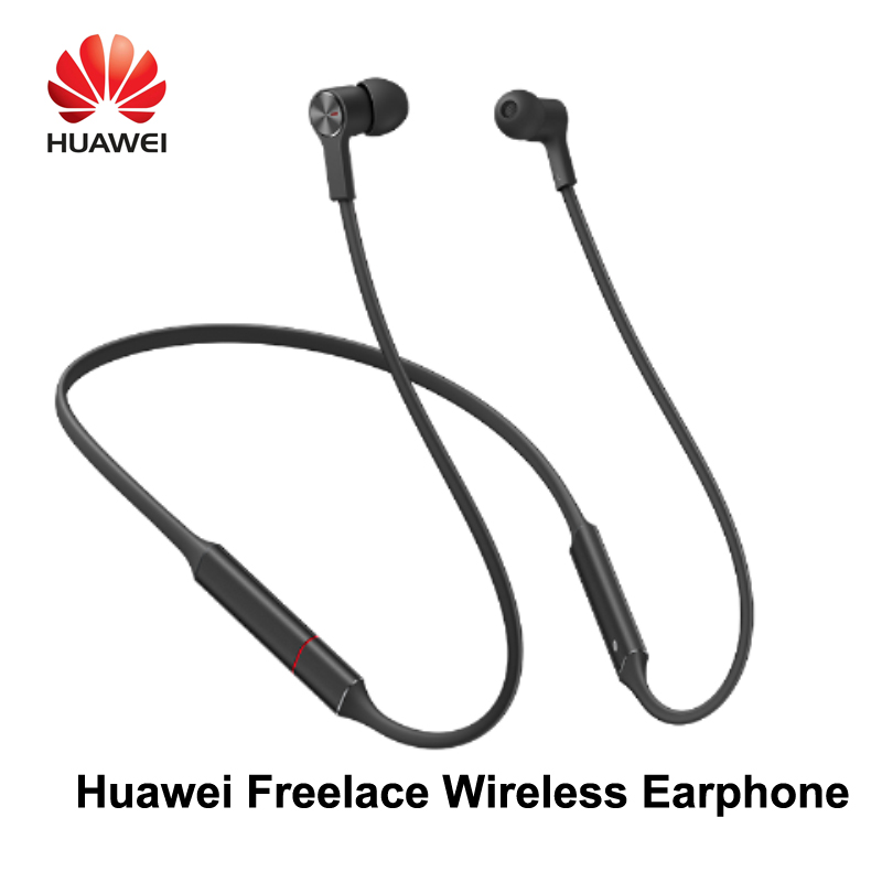HOT SALE] Original HiPair Huawei FreeLace Wireless Earphone