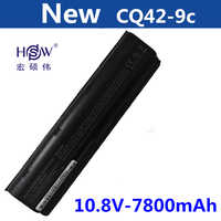 HSW 9 Batería forHP pabellón DM4 DV3 DV5 DV6 DV7 G32 G42 G62 G56 G72 para COMPAQ Presario CQ32 CQ42 CQ56 CQ62 CQ630 CQ72 MU06