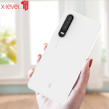 X-Level Clear Case For Huawei P30 Pro Ultra Thin Super Light PP Back Phone Cover For Huawei P30 Case Transparent P30 lite(China)