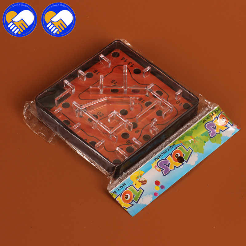 Игрушка мечта Новый 3D головоломка шар лабиринт шар баланс игрушка Космос интеллект игра этапы дети мальчик девочка ручная дорожная игрушка Подарки 3 цвета