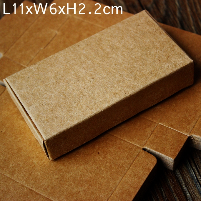 Kraft paper box handmade diy soap business card gift boxes 11x6x2 kraft paper box handmade diy soap business card gift boxes 11x6x22cm 30pcslot in gift bags wrapping supplies from home garden on aliexpress reheart Choice Image