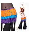 Egípcio de dança do ventre lenço de quadril dança do ventre roupas para venda das mulheres bonitas de cinto de dança do ventre franjas borla toalha Hip
