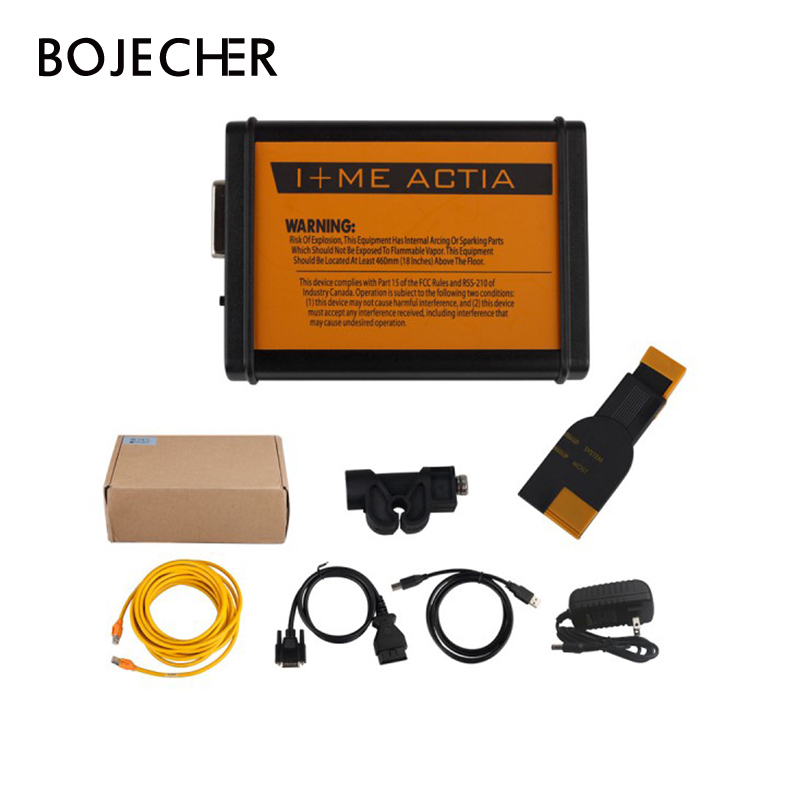 For BMW ICOM A3 Diagnostic & Programming Tool Hardware V1.37 Update Version of ICOM A2 Without Software
