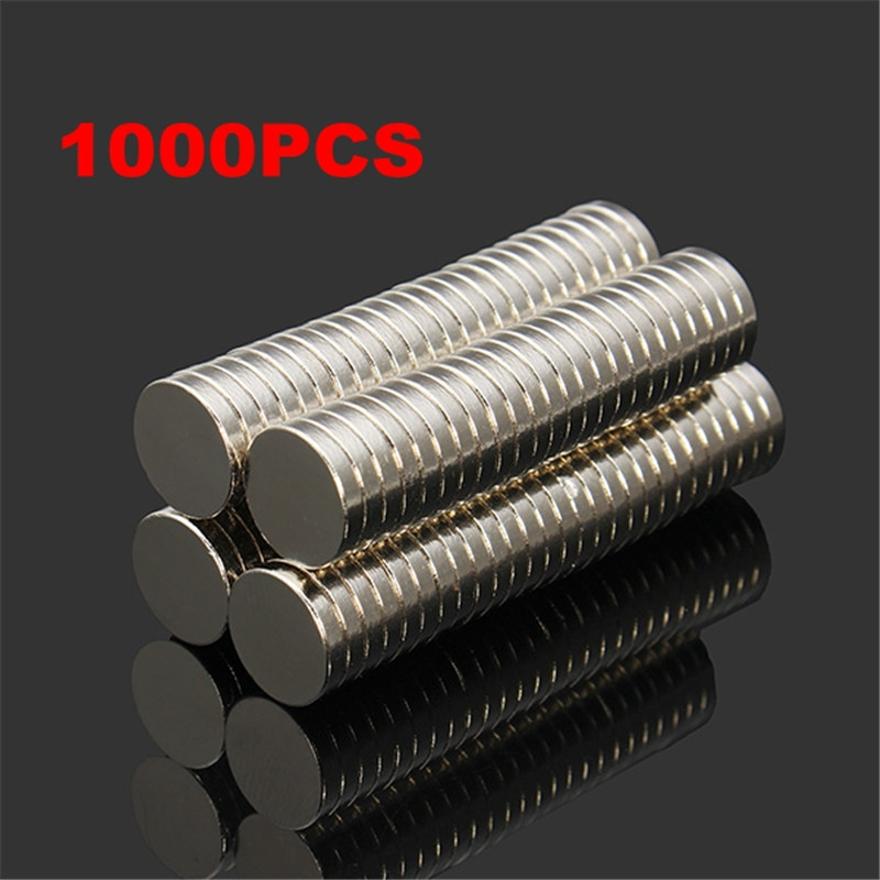100pcs/set N52 10mm x 2mm NdFeB Super Strong Disc Magnet Powerful Small Round Rare Earth Neodymium Magnets Magnetic Materials high quality100 pcs set 10mm 1 5mm thin neodymium magnets rare earth n50 neodymium permanent super strong magnetic disc
