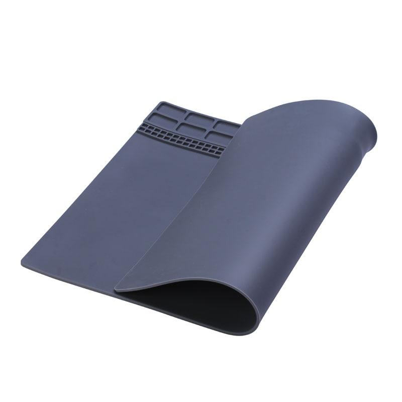Heat-resistant BGA Soldering Station Silicone Insulation Pad Soldering Mat Maintenance Platform