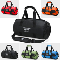 Hot sell 25L Men Gym Bags Training Bag Fitness Travel bag Independent shoe position Yoga bags for women sport backpack