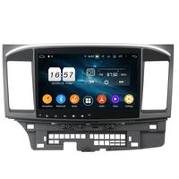 10.1 inch 4+32G Android 9.0 car multimedia Player for MITSUBISHI LANCER 2015 with GPS Wifi NO DVD