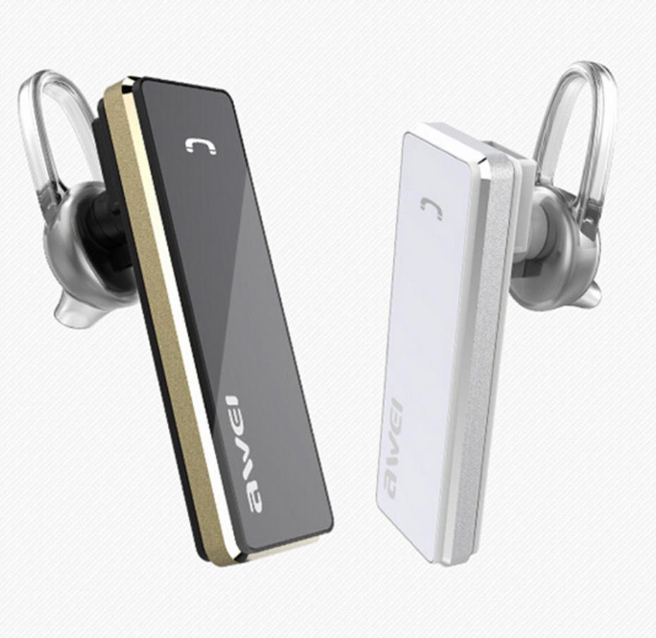 Original Awei A850BL Stereo Bluetooth 4.0 Headset Headphone Wireless Sports In-ear Earphone for Mobile Phone Free Shipping awei 900i bass earphone in ear wired sports headphone