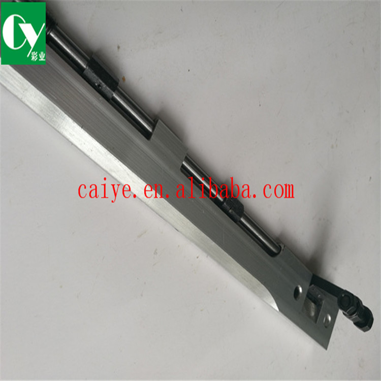 T 1304F gripper bar windmill 10*15 T Platen press Offset machine parts|Printer Parts| |  - title=