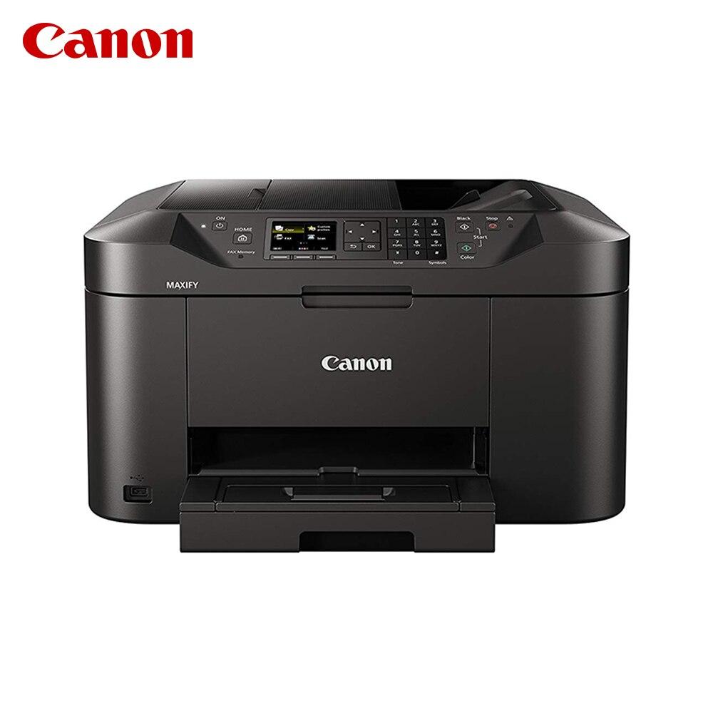 Canon MAXIFY MB2150 jet d'encre couleur impression 600x1200 DPI 250 feuilles A4 noir-imprimantes