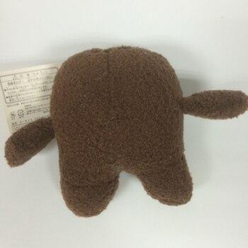 8 cm DOMO KUN Plush toys Phone Charm Pendant Lanyard doll Bag Key chain domokun funny kawaii keyring Domo-kun plush toy 8