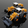 The Crane Truck Static Model Alloy 1:55 Children Toy Birthday Present Christmas Gift