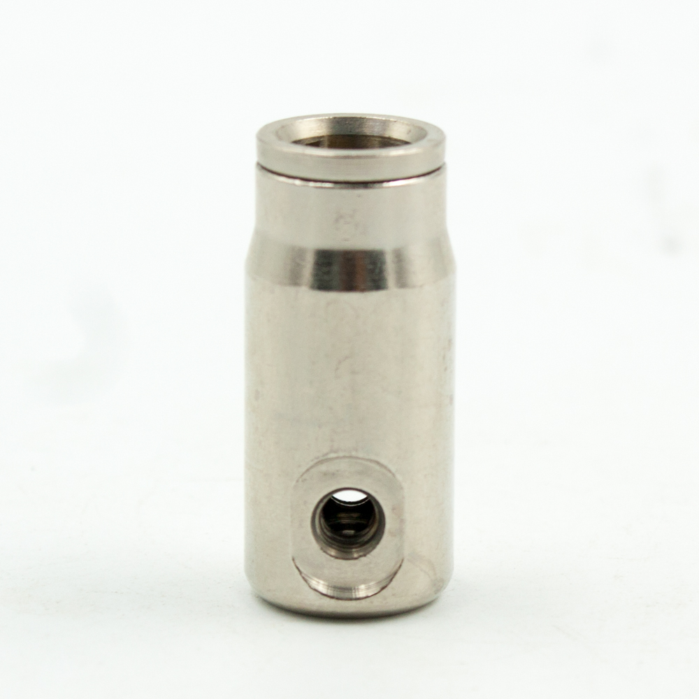 10pcs Legines Quick Coupling Slip Lock End(Two hole) 3/8. Brass End Cap For Mist Cooling System