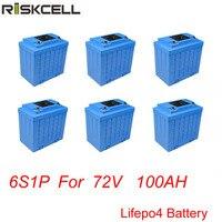 Long Life Cycles Lifepo4 Battery 12v100ah 12v 100ah Lifepo4 Battery Pack For 12v 600ah Or 72v