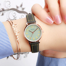 New Brand Simple Numbers Dial Small Strap Vintage Retro Women Watches Fashion Casual Hot Popular Ladies Watch Hot