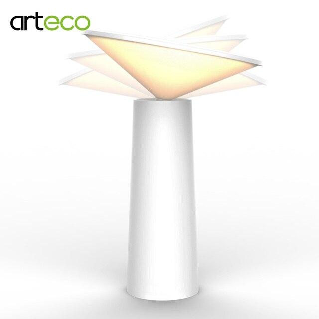Dimmable Led Desk Lamp Usb Recharging Table Lamp Led Light Dimmer