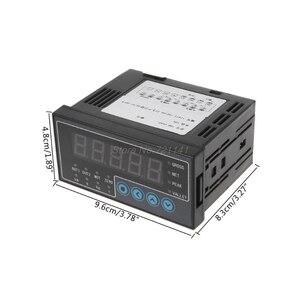 Image 4 - Affichage dindicateur de cellule de charge ca 50/60Hz 100 240V capteur de pesage capteur de poids 2 voies sortie 96x48