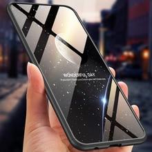 For VIVO V11 Case VIVOV11 360 Degree Protected Full Body Phone for Shockproof Cover+Glass Film