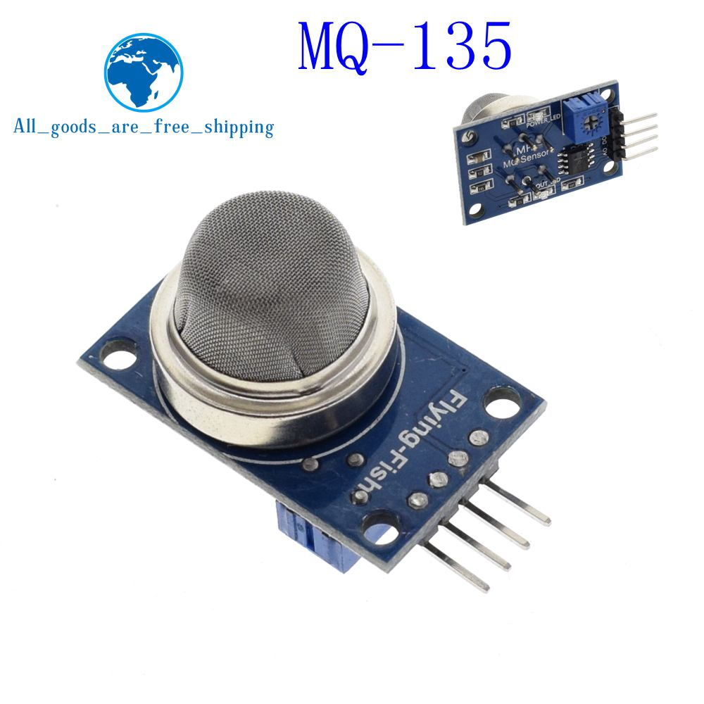 Mq-2 Mq-3 Mq-4 Mq-5 Mq-6 Mq-7 Mq-8 Mq-9 Mq-135 Detection Smoke Methane Liquefied Gas Sensor Module For Arduino Starter Diy Kit Back To Search Resultscomputer & Office
