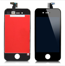 For iPhone 5S 5G 5C 4G 4S LCD Display Lens Touch Screen Digitizer Assembly Replacement