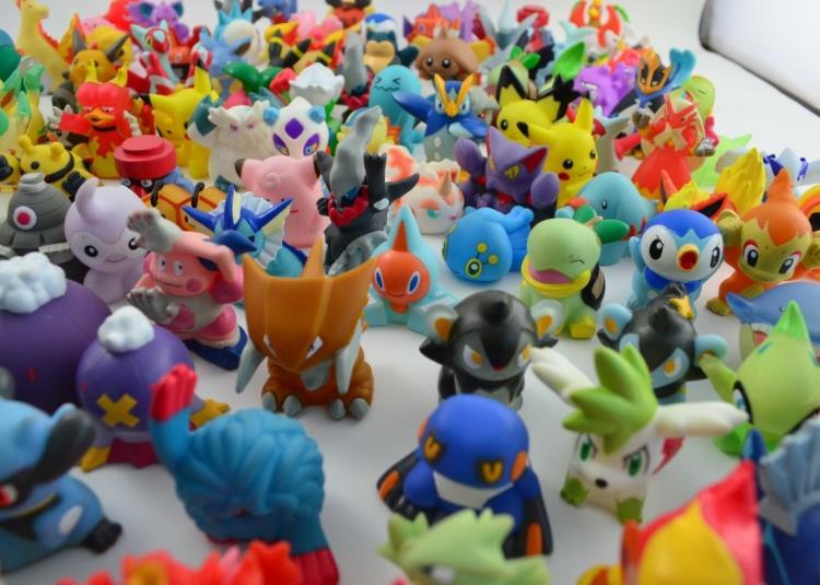 24pcs Mini Pokemon Figures 6