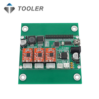 USB Port Cnc Engraving Machine Control Board 3 Axis Control Laser Engraving Machine Board GRBL Control