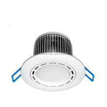 4X1 шт./партия светодиодный вниз светильник ip44 светодиодный вниз светильник s 240V и светодиодный вниз светильник затемнения светодиодный вниз светильник 220V для украшения дома