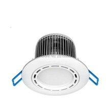 4X1 sztuk/dużo Led w dół światło ip44 Led światła w dół 240 V i LED downlight ściemniania led downlight 220 V do dekoracji wnętrz