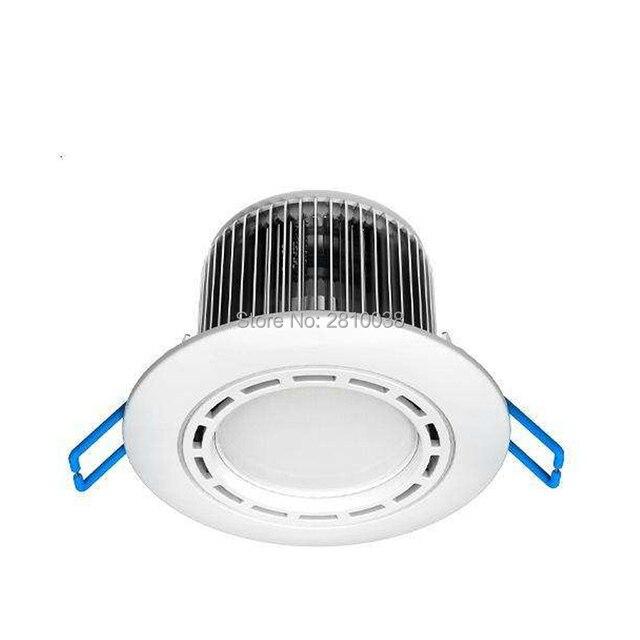 4x1 pces/lote conduziu para baixo a luz ip44 conduziu para baixo luzes 240 v e downlight conduzido pode ser escurecido downlight conduzido 220 v para a decoração da casa