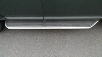 Car Running Board Side Step Nerf Bars For Land Rover Discovery 4 Doors 2011 2012 2013 [QP03]