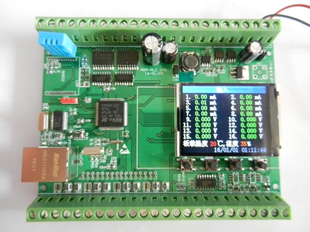 Data acquisition board ZIGBEE WIFI GPRS network RS485 multi function acquisition module development board
