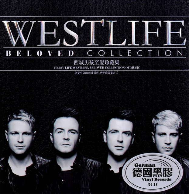 US $27 0 |Free Shipping: Westlife Album Songs Collection 3CD Car Seal-in  CD/DVD Player Bags from Consumer Electronics on Aliexpress com | Alibaba