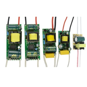 LED Constant Current Driver 1W 3W 5W 7W 12W 18W 25W AC 110V 220V Lighting Transformers 300mA Isolated Power Supply Board