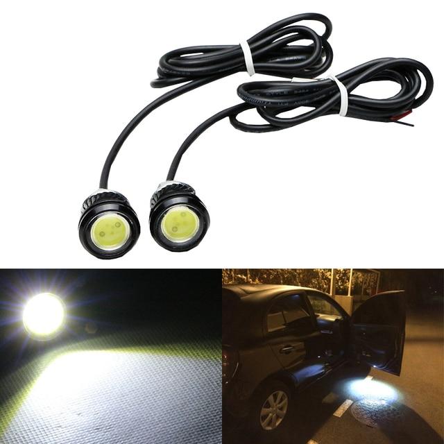 high power 6 w eagle eye lamp led verlichting met schroef led auto motorfiets achteruitrijlichten led