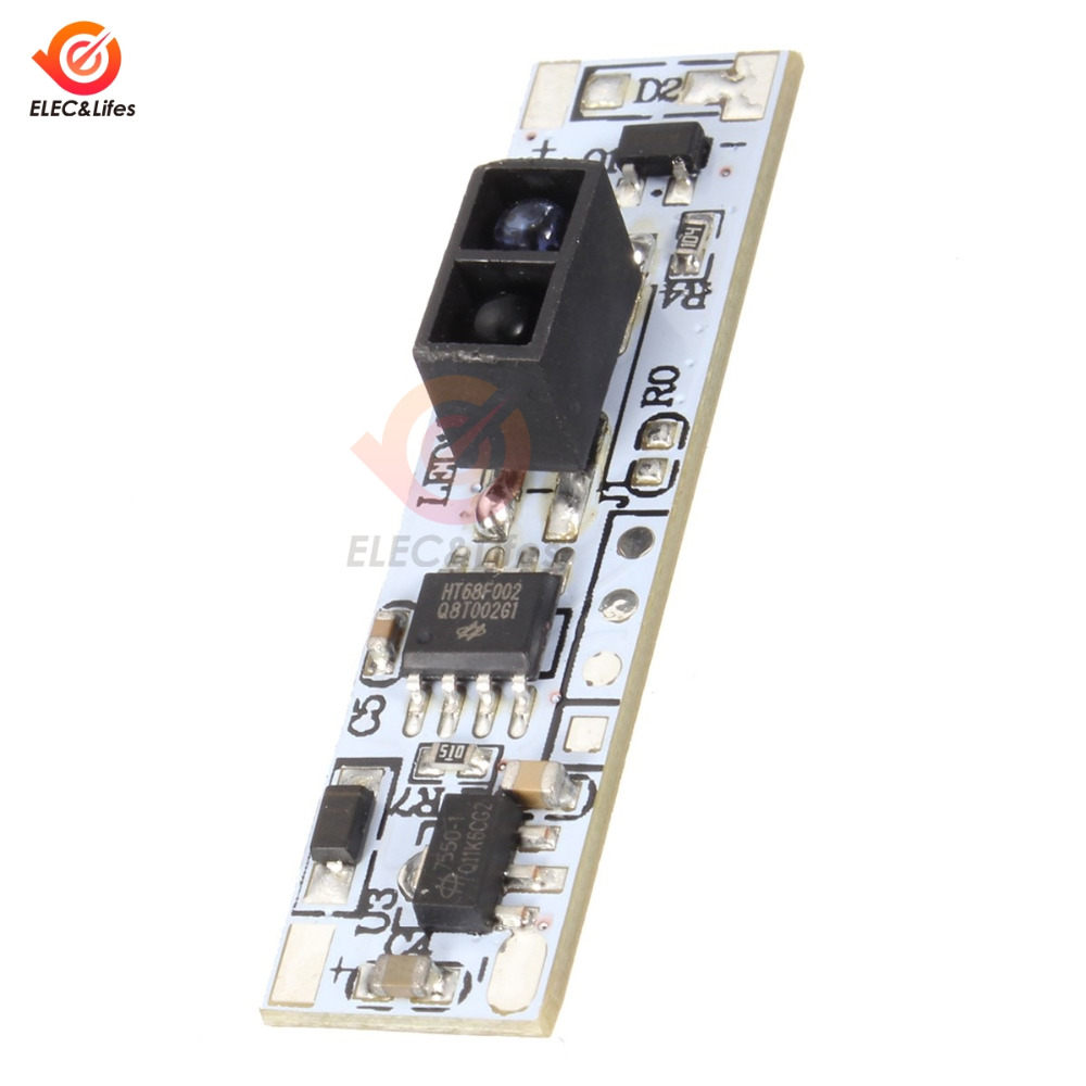<font><b>XK</b></font>-<font><b>GK</b></font>-<font><b>4010A</b></font> Sweeping Sweep Hand Sensor Module Short Distance Scan Sensor Switch Board 12V for Arduino Electronic Components Chip image
