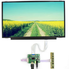 цена на HDMI LCD Controller Board  with 15.6inch  1920x1080 ips lcd Screen Computer peripherals display