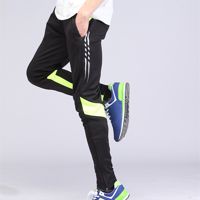 Men Casual Tracksuit GYM Pants Training Jogging Joggers Sweat Bottoms Trousers