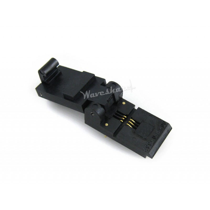 ФОТО Modules SOT6 SOT-23 499-P44-10 (REV.B) Wells IC Test Burn-in Socket Adapter 0.95mm Pitch Free Shipping