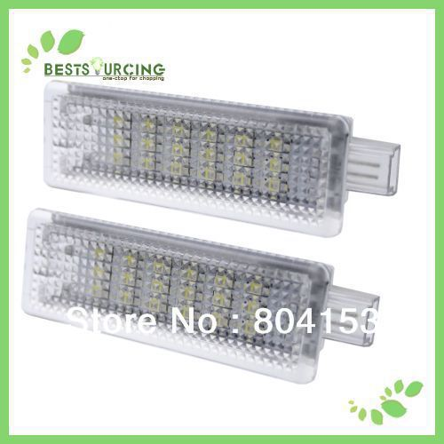 Bright White 18 SMD LED License Number Plate Light Lamp For BMW E63 E64 E81 E87 E90 E91 2x e marked obc error free 24 led white license number plate light lamp for bmw e81 e82 e90 e91 e92 e93 e60 e61 e39 x1 e84