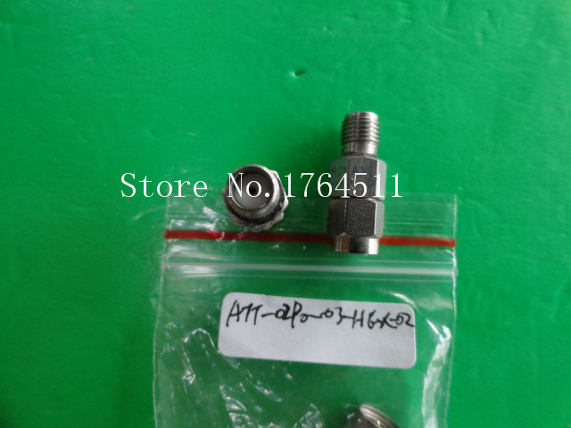 [BELLA] MIDWEST ATT-0290-03-HEX-02 DC-18GHz 3dB 2W SMA Coaxial Fixed Attenuator  --5PCS/LOT
